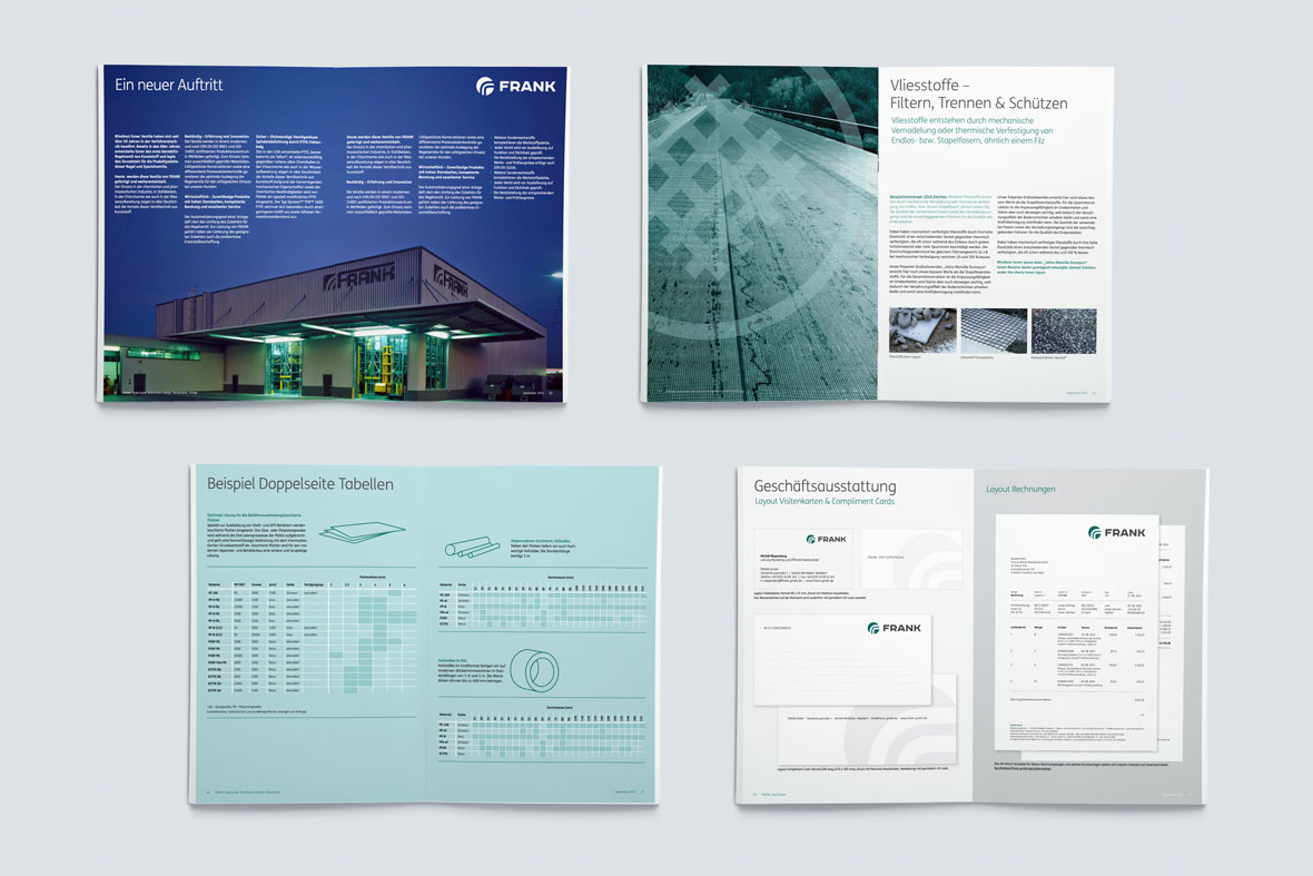 cord website frank corporate design brand identity catalogue katalog