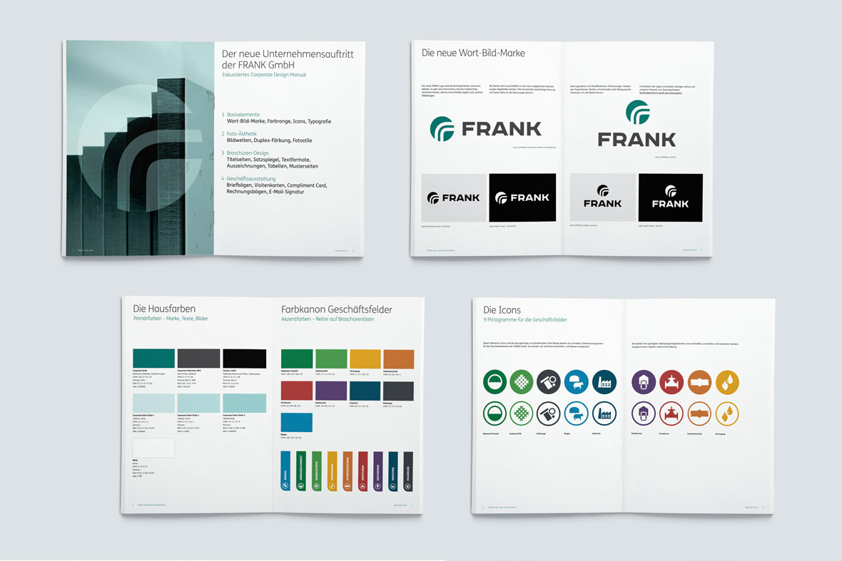 cord website frank style guide corporate design corporate identity